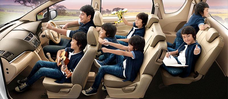 เลือกรถครอบครัว รถแบบไหน ที่เหมาะกับคุณ- เช่ารถเชียงใหม่