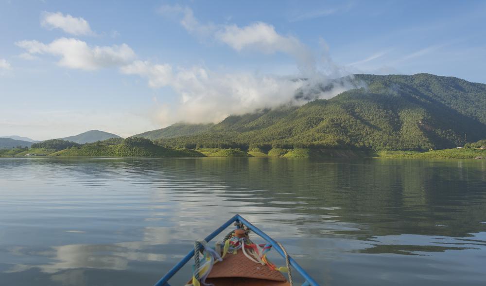 ทะเลสาบแม่ปิง อ.ลี้ จังหวัดลำพูน- เช่ารถเชียงใหม่ ท่องเที่ยว