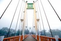 สะพานแขวนเทศบาลเมืองลำปาง