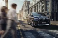 The All-New Lexus LM ลักซ์ชัวรี่แวนรุ่นใหม่ล่าสุด