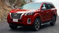 Nissan Terra Minorchange อิงจากในสิทธิบัตร รถเช่าเชียงใหม่